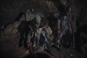 Orcs in the cave