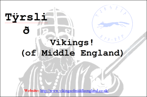 Vikings of Middle England