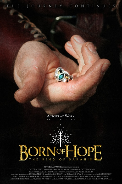l'affiche de Born of Hope